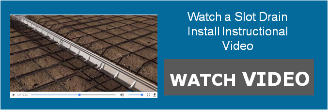 Watch Trench Drain Install Video