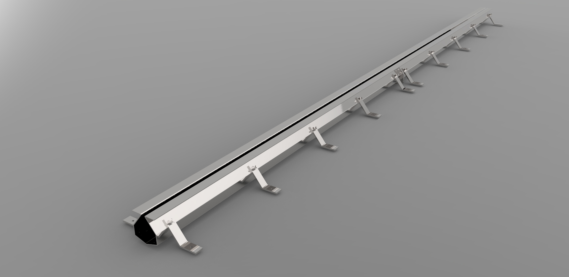 Slot Drain Shallow Profile - Beautiful Drain Designs