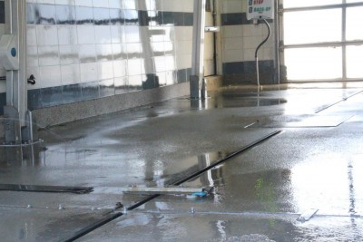 Car Wash Drainage Design Systems | Slot Drain® Systems