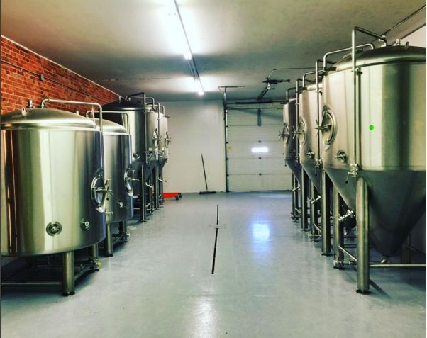 Brewery Trench Floor Drains Where Drainage Matters In