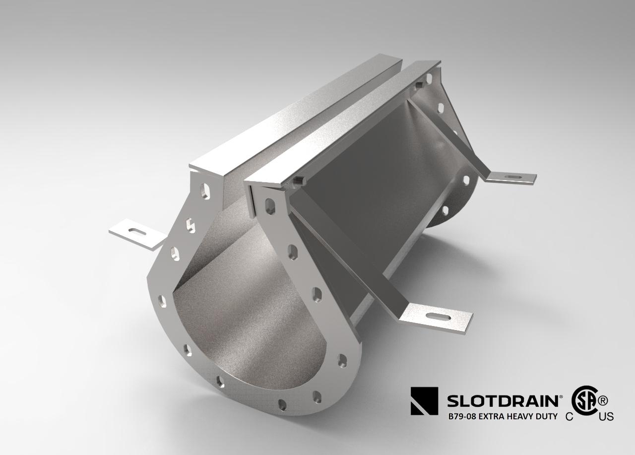 Series Slot Drain Systems