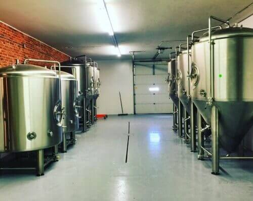 Brewery Floor Trench Drain Systems That Are Sanitary And